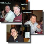Podcast 14… Dinner with Bloggers